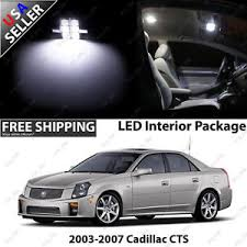 4 door cadillac cts cadillac cts sedan 4 door ultra white led smd 12v interior light