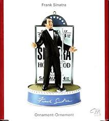 carlton heirloom 2007 frank sinatra ornament all of
