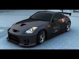 Nissan 350z All Black - 350z black by rookie on deviantart