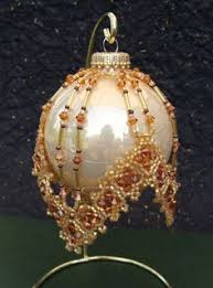free beaded ornaments patterns shipwreck