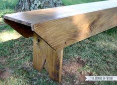 build a 5 board bench free and easy diy project and furniture