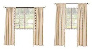 Where To Hang Curtain Rods How To Hang Curtains Like A Pro Sumptuous Living