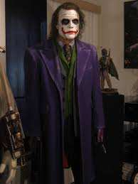 halloween costumes joker dark knight custom life size dark knight heath ledger joker statue