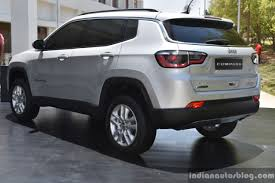 price jeep compass prices of the jeep compass to start from inr 18 lakhs report