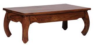Wohnzimmer Tisch Modern Wohnling Couchtisch Opium Massiv Holz Sheesham 110 Cm Breit