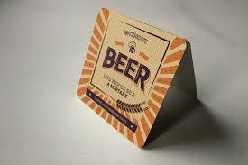 free beer coaster templates for photoshop u0026 illustrator brandpacks