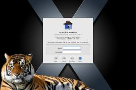 Home Design Mac Os X by Visage Login Customize Mac Os X