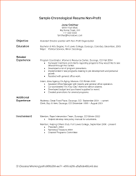 formatting your resume chronological resume format free resume example and writing download chronological resumes are better for your resume microsoft word resume reverse chronological resume format