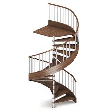 Wooden Spiral Stairs Design Wood Spiral Staircase Design U2014 John Robinson House Decor Wood