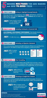 avoiding resume mistakes 345 best resume tips images on resume tips and
