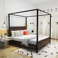 Walnut Bed Frames Walnut Bed Frames You Ll Wayfair