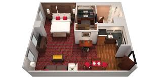 Homewood Suites Floor Plans Rooms Homewood Suites Denver Downtown Convention Center
