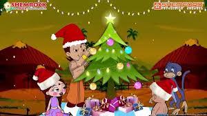 christmas story for kids with chhota bheem youtube