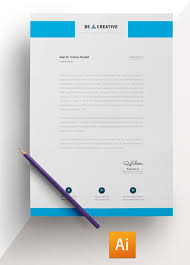 start up company letterhead easy download brand your business