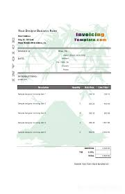 Invoice Template For Designers by Designer Invoice Templates In Excel
