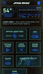 wars themes for android announcing the official wars app starwars