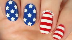 stars u0026 stripes nail art diy star decals youtube