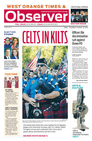 08 25 16 west orange times u0026 observer by orange observer issuu