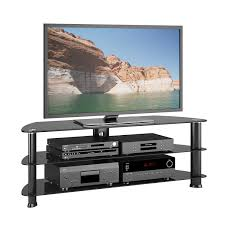 Furniture For Tv Amazon Com Corliving Trl 501 T Laguna Stand For Tv Up To 60 Inch