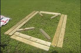 What Type Of Wood For Raised Garden - how to build a 4 by 8 raised garden bed wisely green