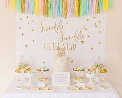 twinkle twinkle decorations dreamy twinkle twinkle party
