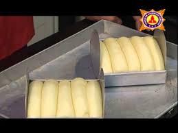 Roti Sisir cara mudah membuat roti sisir