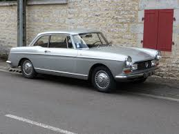 peugeot 504 coupe pininfarina enzo ferrari loved his peugeots fcia french cars in america