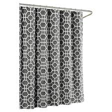glacier bay luxury spa waffle fabric shower curtain in taupe