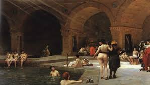 Ottoman Baths Enjoy A Turkish Bath In The Hammam Evs In Turkey