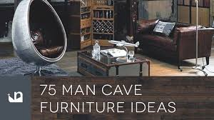Wall Decor For Man Cave 75 Man Cave Furniture Ideas For Men Youtube