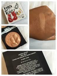 sensitive beauty blog sonia kashuk skin glow in golden gloves