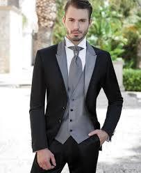 wedding groom aliexpress buy gray silver men s wedding dress groom s