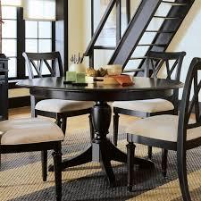 Best Better Dining Room Sets Images On Pinterest Dining Room - Black round dining room table