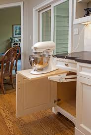 Natural Birch Kitchen Cabinets by Kitchen Aid Cabinets