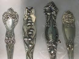 antique flatware patterns