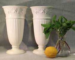 Wedgwood Vase Patterns Queensware Etsy