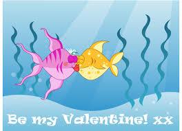 fish valentines ecards fish