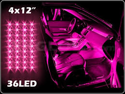 Car Interior Lighting Ideas Interesting Pink Led Lights For Cars Interior Spectacular Interior