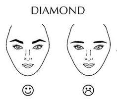 hairstyles for diamond shaped face the ultimate hairstyle guide for your face shape diamond face