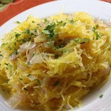comment cuisiner une courgette spaghetti recette courge spaghetti à la poêle toutes les recettes allrecipes