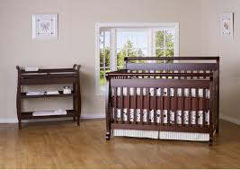 Cribs With Attached Changing Table by Crib Set With Changing Table And Dresser Oberharz