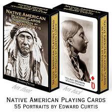 american cards edward curtis sports