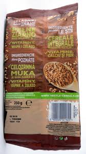 si e nestl nestle caramel chocolate 250 g grocery cereals muesli offer