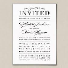 wedding invite verbiage informal wedding invitation wording plumegiant