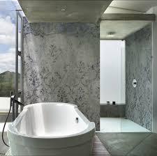tapeten fã r badezimmer die besten 25 tapete betonoptik ideen auf tapete in