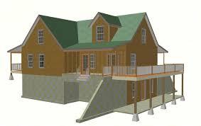 cabin blue prints cabin blueprints sds plans