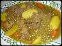 cuisiner les petits pois recette de tajine de veau petits pois carotte pomme de terre