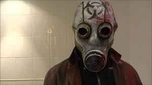 halloween mask costumes high quality halloween latex gas mask youtube