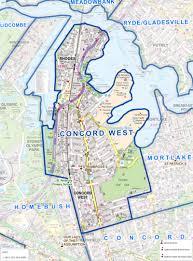 Sydney Map Catholic Archdiocese Of Sydney Region B Deanery 4
