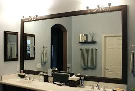 Frame Bathroom Mirror Kit Mirrorscapes Mirror Frame Kit Cheap And Easy Way To Update A